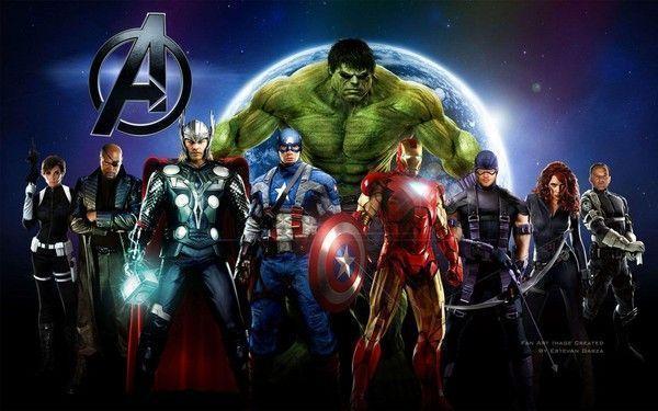 Avengers nouvel épisode - Bientôt au cinéma