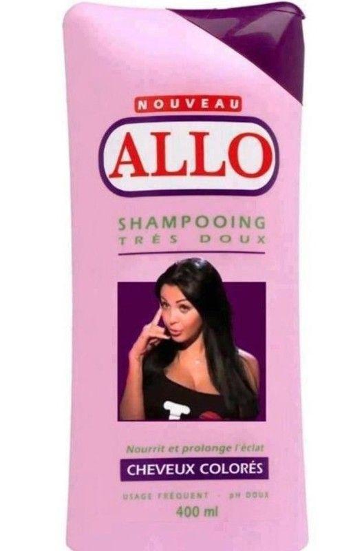 Bien connu lance sa marque de shampoing GQ82