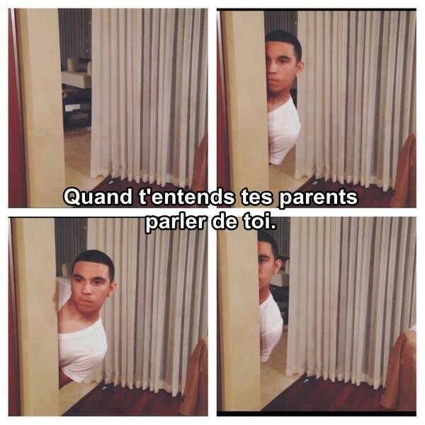 Quand nos parents parlent de nous